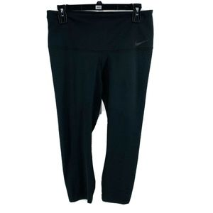 Nike Black Zonal Strength High Waist Athle